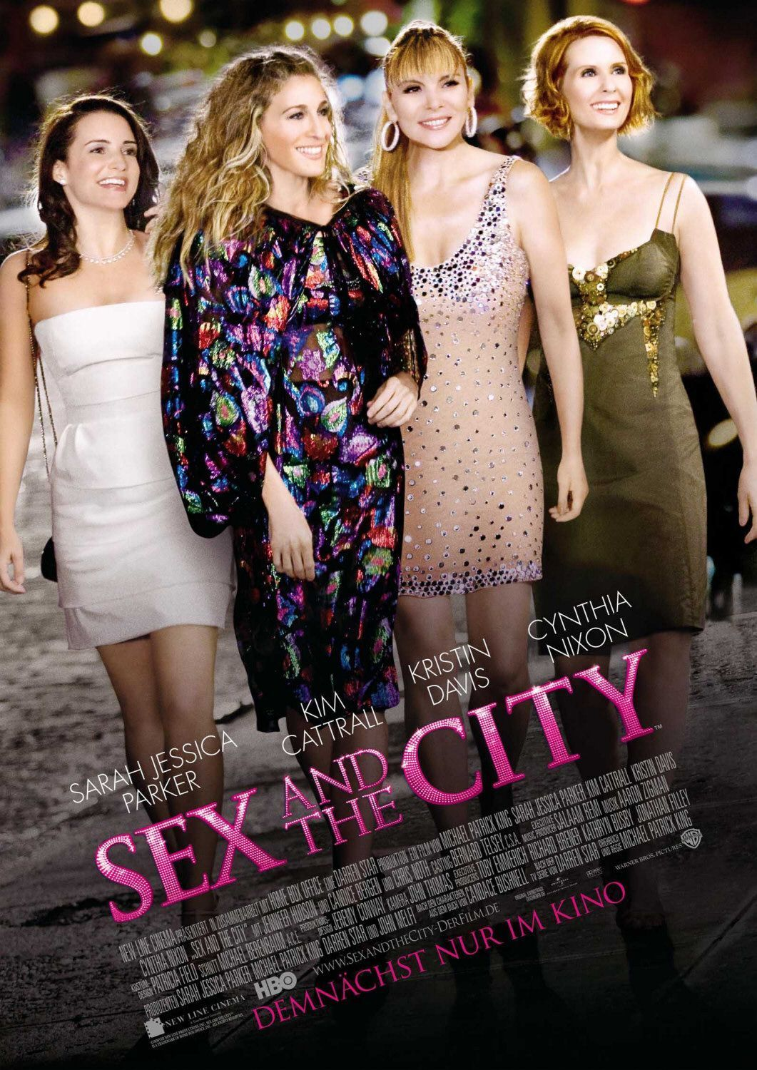 Myspace sex and the city