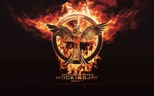 The Hunger Games-Mockingjay part 1
