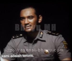 Foto 1. Seragam Letnan Hashim.