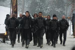 Last Knights squad