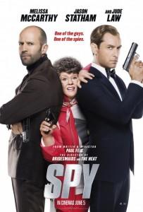 """Poster """"Spy"""" versi 2"""